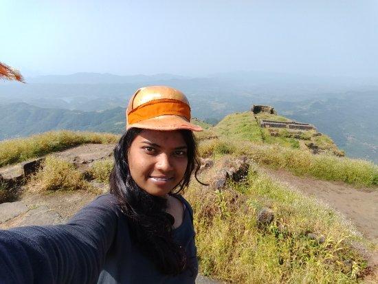 Camping at Rajgad Fort ,Pune ,Maharashtra