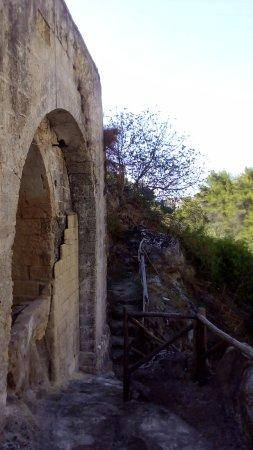 Santuario Madonna della Scala Massafra Scale Rupestri