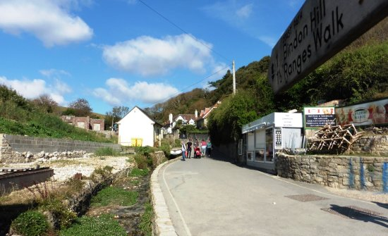 West Lulworth Picture