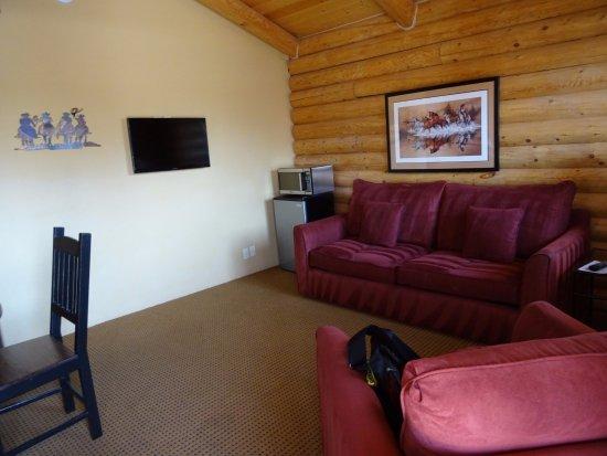 Cody Cowboy Village: comfortable and spacious
