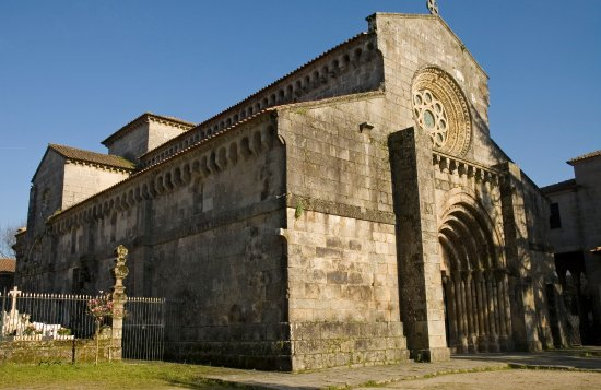 Monastery of the Saviour of Paco de Sousa