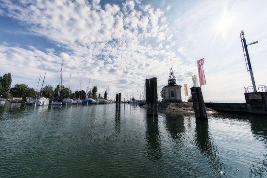 Romanshorn, سويسرا: Hafen Romanshorn