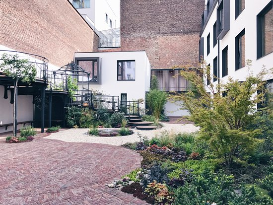 Jardin Secret 2018 Prices Reviews Brussels Ixelles Photos Of Specialty Hotel Tripadvisor