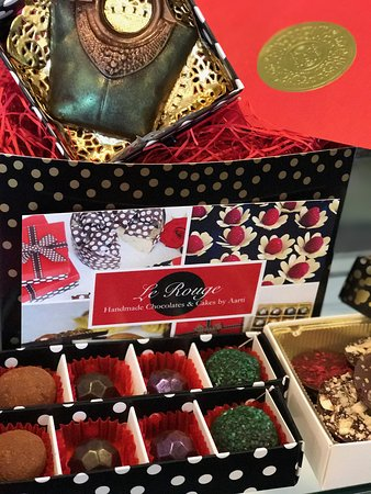 Le Rouge-Handmade Chocolates by Aarti 사진