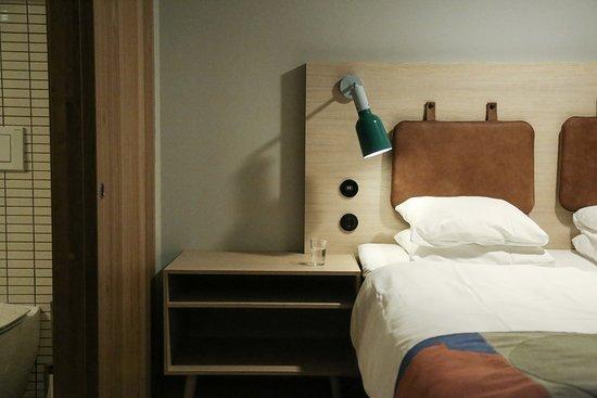 Hobo Sleeper Rooms