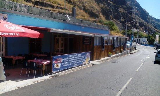 Paul do Mar, Portogallo: Restaurante Xama
