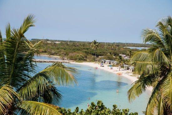 Bahia Honda State Park and Beach : панорамный вид с моста