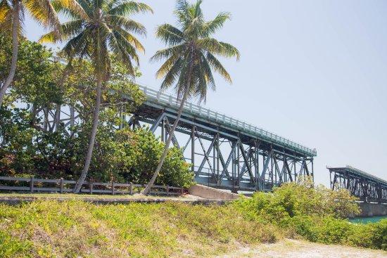 Bahia Honda State Park and Beach : мост