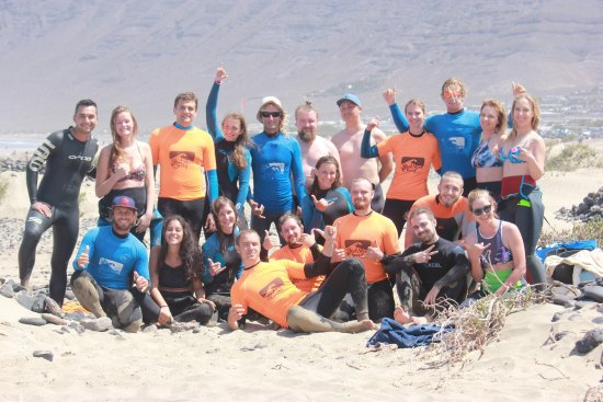 Red Star Surf, Kite & Yoga Camp