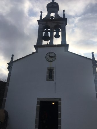 Igrexa Parroquial de Santiago de Boente