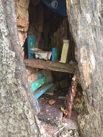 Millburn, Nueva Jersey: South Mountain Fairy Trail