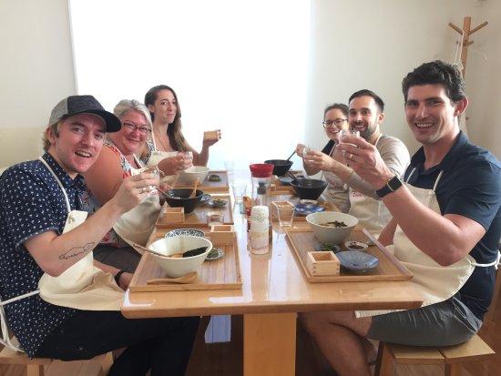 Arakawa, Japón: Kanpai! Cheers!!