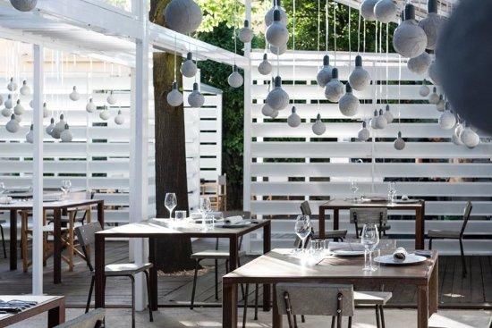 Sala ristorante esterno picture of l architettura del for L esterno del ristorante sinonimo