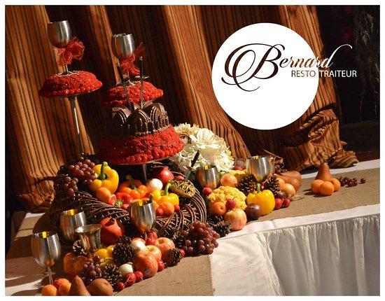 buffet bernard salaberry de valleyfield restaurant. Black Bedroom Furniture Sets. Home Design Ideas