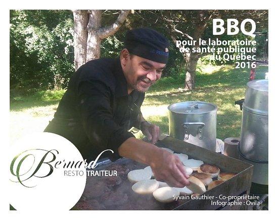 Salaberry-de-Valleyfield, Kanada: BBQ