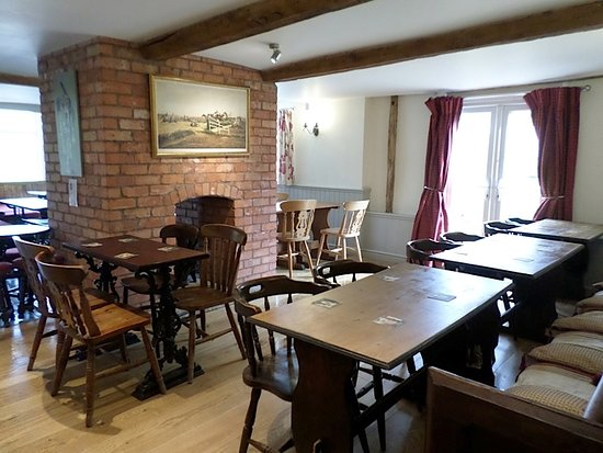 Fownhope, UK: Dining room