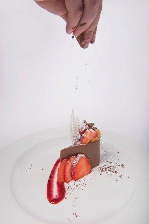 Centurion, Sydafrika: Amarula Chocolate Mousse