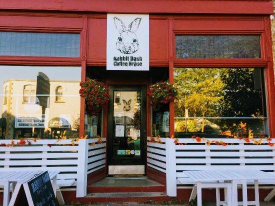 Port Elgin, Canada: Rabbit Dash Coffee House