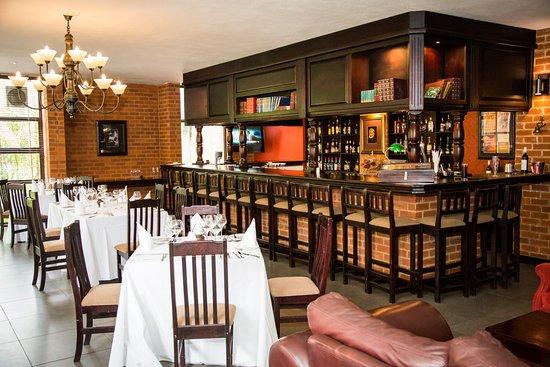 Centurion, Sydafrika: Bar area