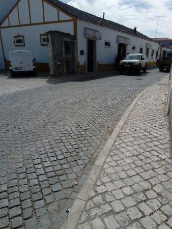 Golega, Portugal: Adega Ribatejana