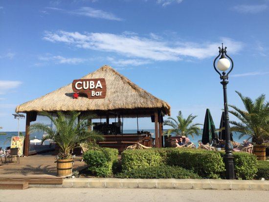 Golden Sands, Bulgaria: Cuba Bar