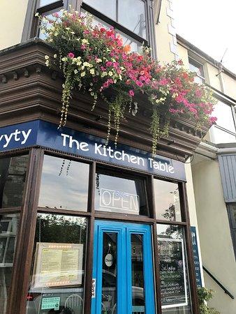 Kitchen Table Mumbles Swansea