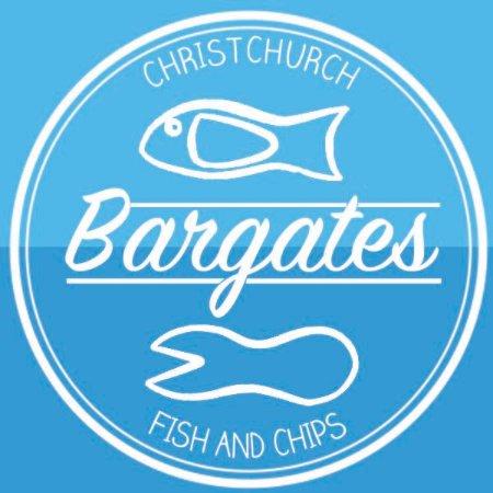 Christchurch, UK: Bargates Fish & Chips Logo