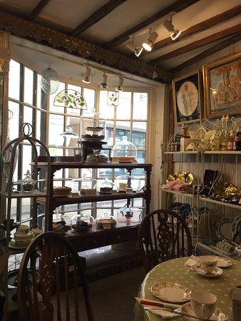 Well Walk Tea Room: photo1.jpg