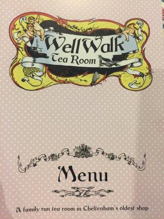 Well Walk Tea Room: photo2.jpg