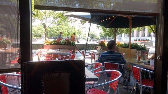 B dc penn quarter american restaurant 801 pennsylvania for American cuisine restaurants in dc