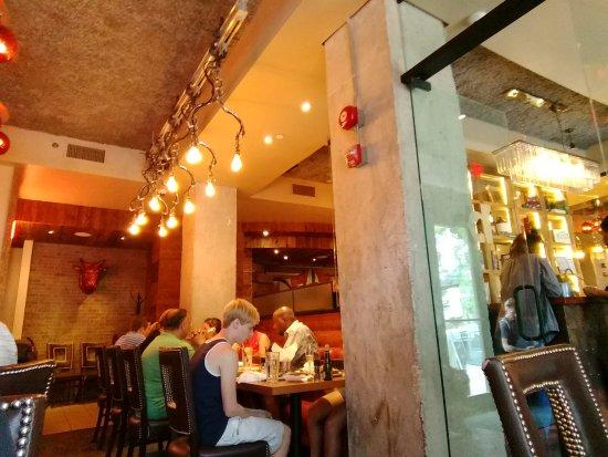 B dc penn quarter american restaurant 801 pennsylvania for American cuisine washington dc