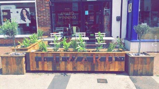 Beeston, UK: 142 Wollaton Rd. Street Food heaven