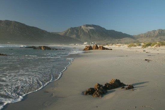 Pringle Bay, Republika Południowej Afryki: Our beautiful beach