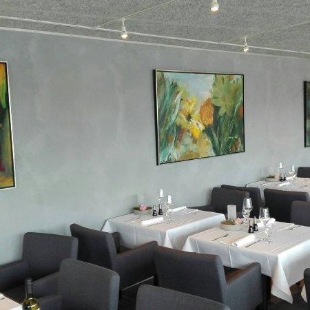 Eckernforde, Allemagne : Restaurant Miral