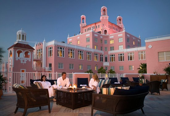 Spa Oceana at The Don CeSar
