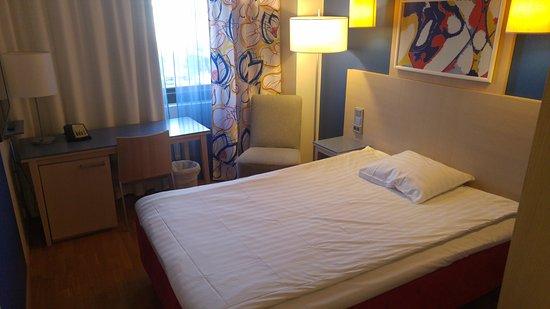 Cumulus Hakaniemi: Room 418