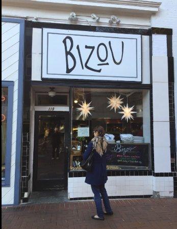Bizou: Downtown Mall storefront