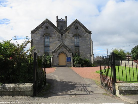 Tulliallan and Kincardine Parish Church