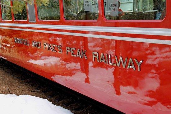 Pikes Peak Cog Railway : 5 star