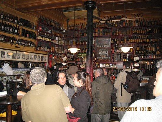 Photo2 Jpg Picture Of Bodega De La Ardosa Madrid Tripadvisor