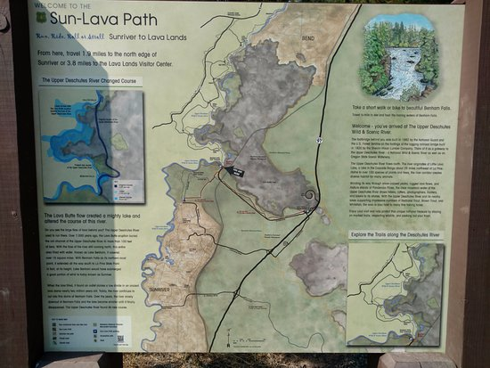 Sunriver, OR: Location Map