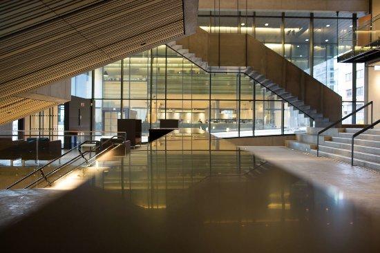 Hamar, Norwegia: Hall. Photo: Jens Haugen