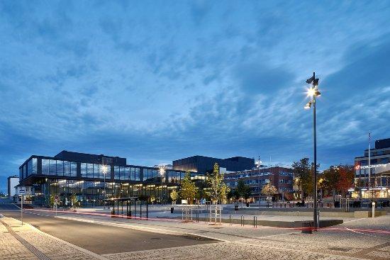 Hamar Kulturhus. Photo: Bjørn Krogh Andersen