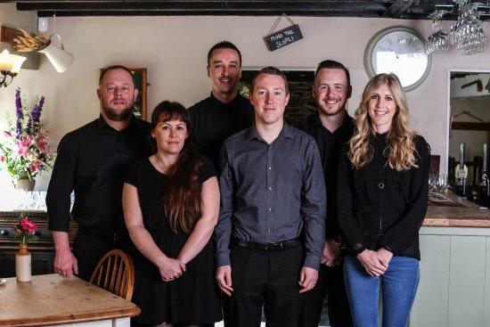 Plympton, UK: Front of House Team