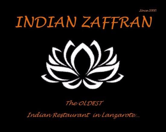 Indian Zaffran: Zaffran - The OLDEST Indian Restaurant in Lanzarote