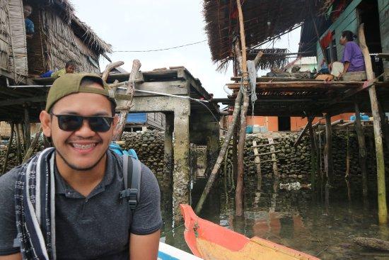 Hoga Island, อินโดนีเซีย: sail to yoga