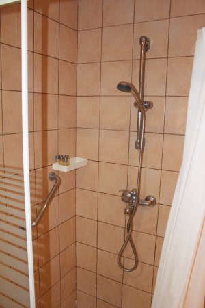 shower cabin - Picture of Hotel Opera, Bucharest - TripAdvisor