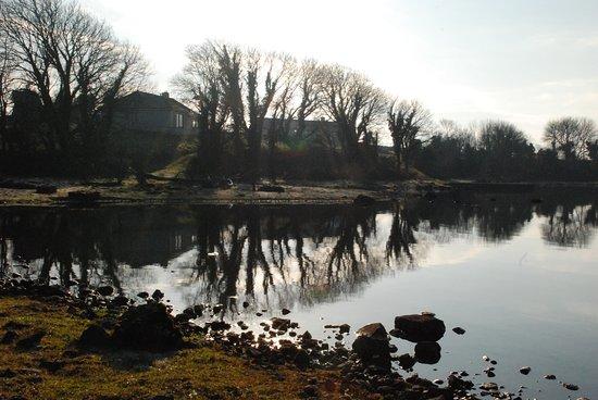 Irland: Corrib lake