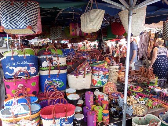 Сен-Поль, Остров Реюньон: De beaux souvenirs à ramener pour un moindre coût.