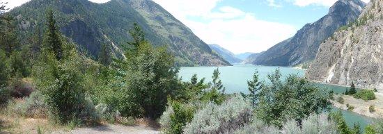 Lillooet, Canada: Seton Lake